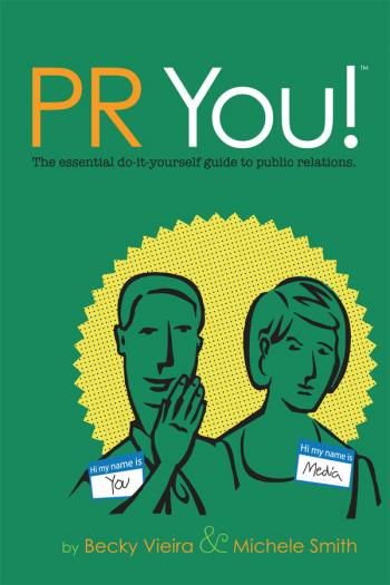 Image of PR You The Essential Do It Yourself Gude to Public Relations